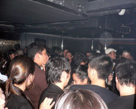 Volar packed club HK