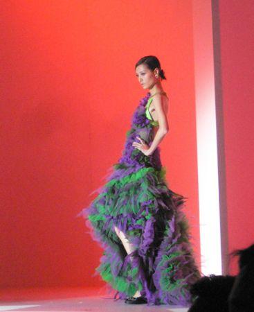 William Tang fashion design