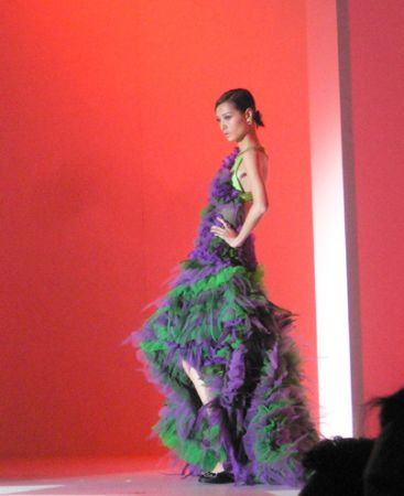 William Tang fashion design