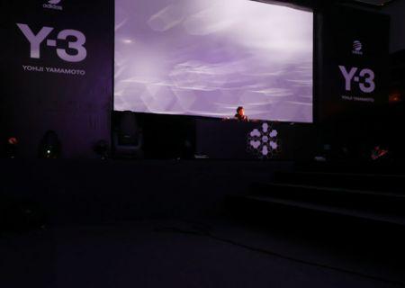Yohji Yamamoto Y3 fashion show HK