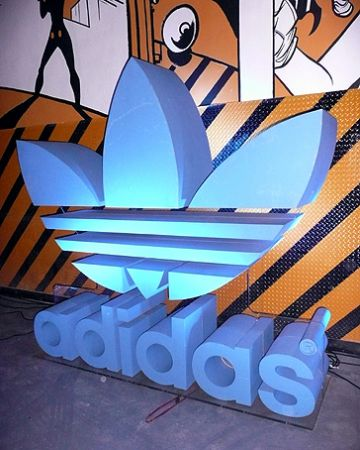 adidas event Hong Kong Chin