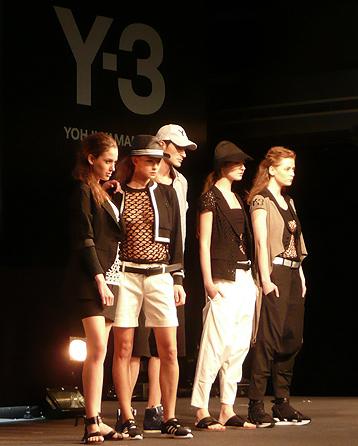 fashion show hong kong model HK
