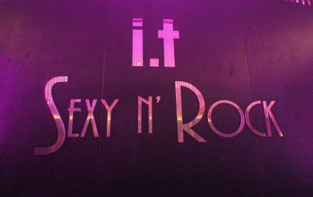 i t sexy n rock fashion show Hong Kong