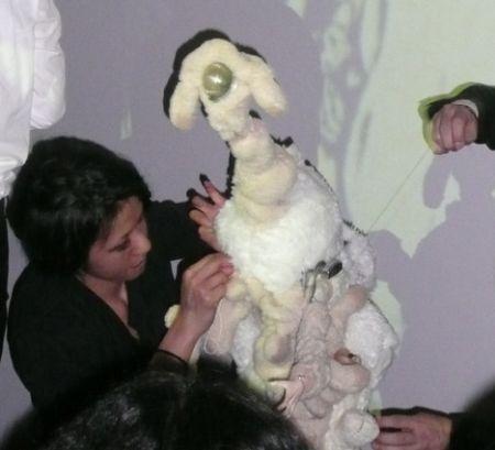 jun takahashi Grace doll puppet