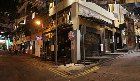 lan kwai fong LKF california zeman bar