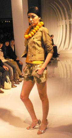 model China shanghai tang