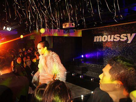 moussy dream travel fashion show