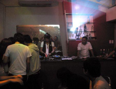 night FLUX Manila