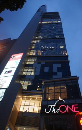 The One Shopping Mall Opens In Tsim Sha Tsui Hong Kong