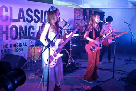 vans girl band hong kong hk concert