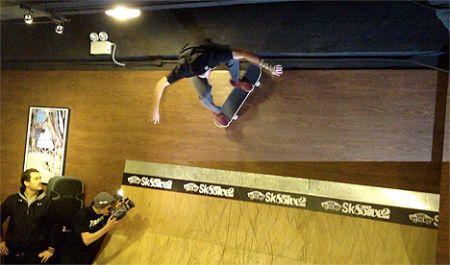 vans skatepark skateboarding hong kong spot