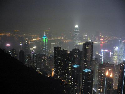 Another view towards Sheung Wan