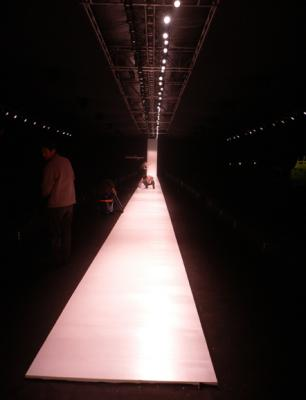 Massive runway!