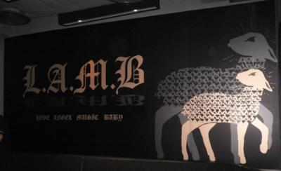 L.A.M.B. decorations in Volar