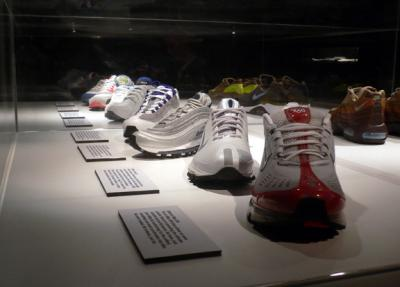 The Nike Air lineage