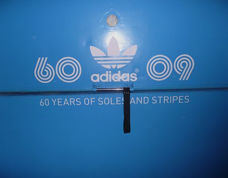 adidas 60th anniversary party hk hong kong