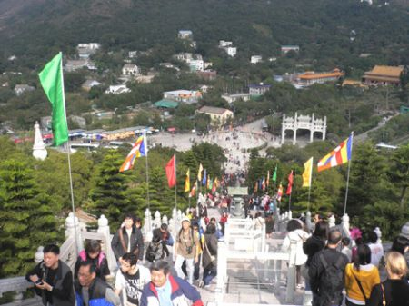 big buddha cable car nong ping hk