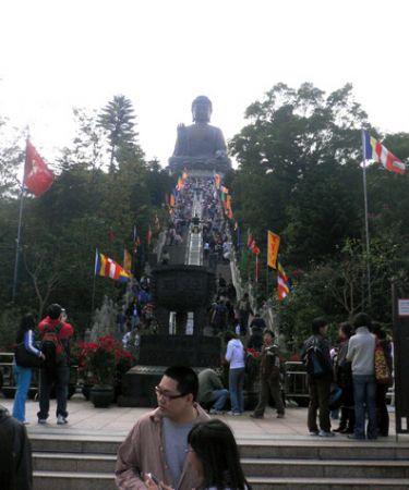 big buddha budda hk lantau