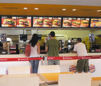 BurgerKingCounter