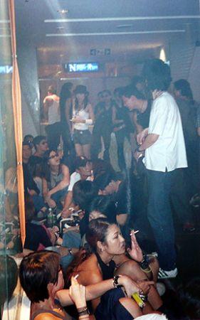 hong kong nightlife rave scene party hk
