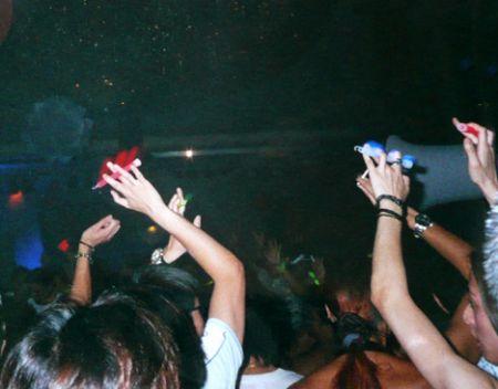 hong kong rave party 90s