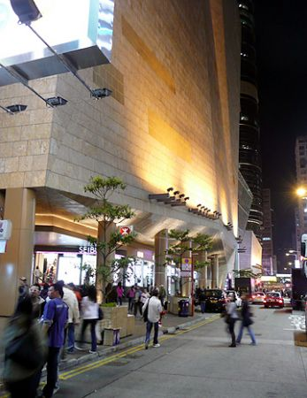 langham place mongkok kowloon hk shopping