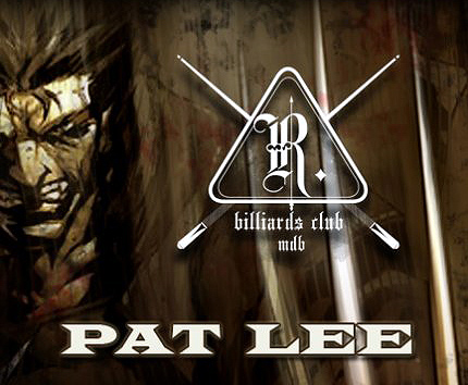 Artist Pat Lee – live drawing at Racks!