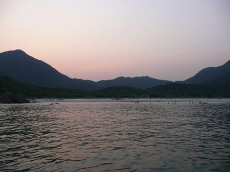 Sai_Kung_beach_boat_party