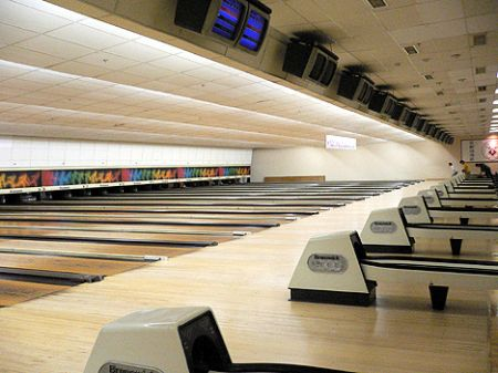 bowling alley hong kong hk