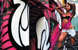 INSA_art_girl_on_bike_series_hong_kong