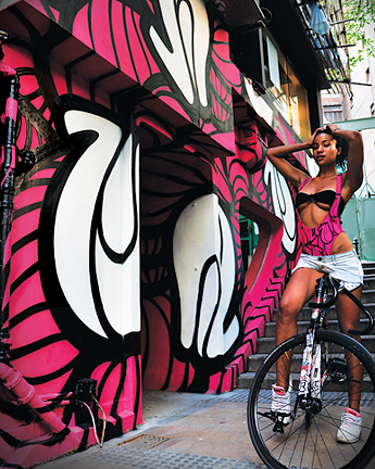 INSA_art_girl_on_bike_series_hong_kong