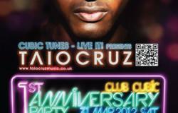 taio_cruz_cubic_anniversary_macau_macao_club