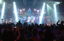 club cubic macau lmfao