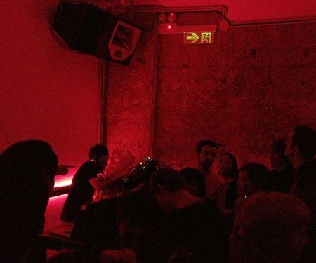 midnight and company bar