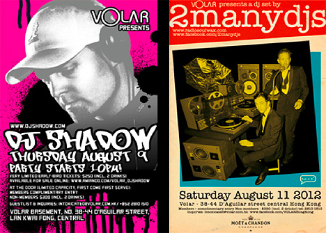 dj shadow hong kong 2manydjs volar hk club