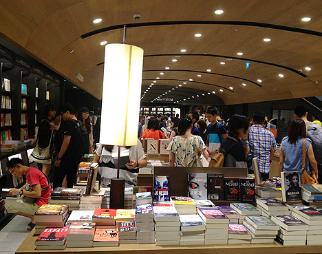 eslite book store hong kong hours hk hysan place
