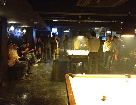 racks hk billiards pool hall wyndham st new