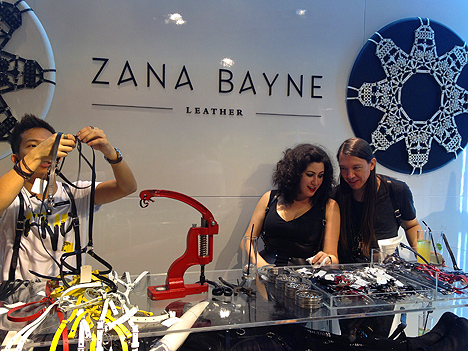 zana bayne leather hong kong lane crawford fno fashion night out