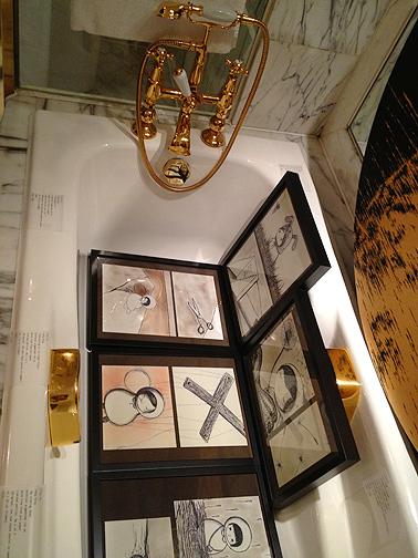 art fail asia contemporary art show bathtub hong kong hk