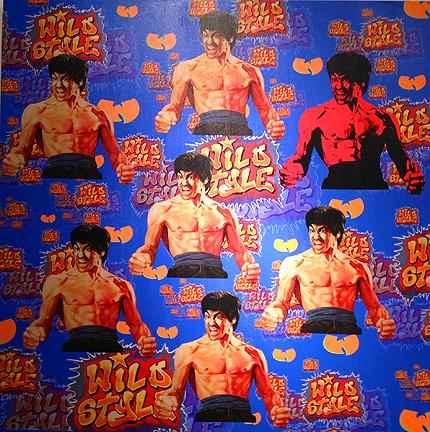 fab 5 freddy hip hop kung fu wild style art