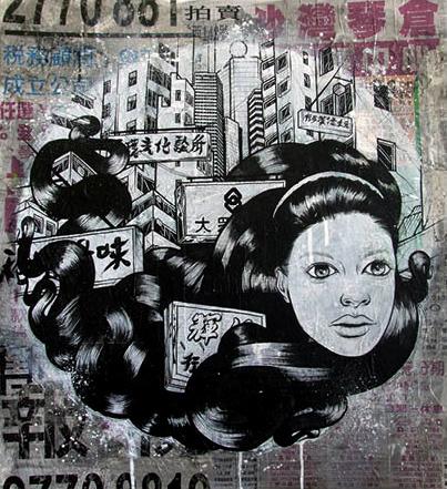 mark goss art mass exhibit hong kong artist residence gallery hk