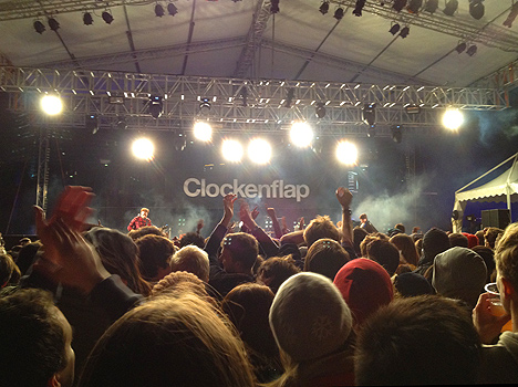 clockenflap crowd hong kong concert lineup