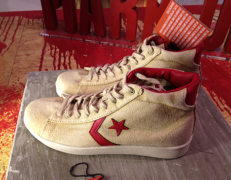 clot converse first string pro shoe