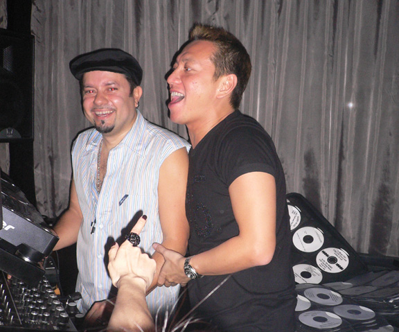 dragon i louie vega gilbert yeung hong kong hk 10th anniversary