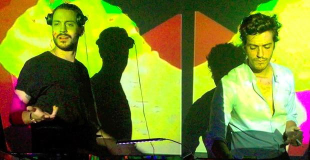 Brodinski Gesaffelstein DJ club Volar hong kong