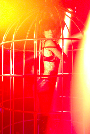cage dancer club gala hong kong hk