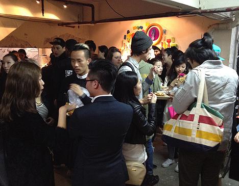 converse fashion event show china hong kong hk