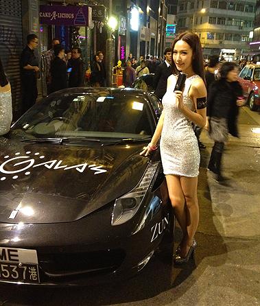 galas club hk hong kong grand opening bar