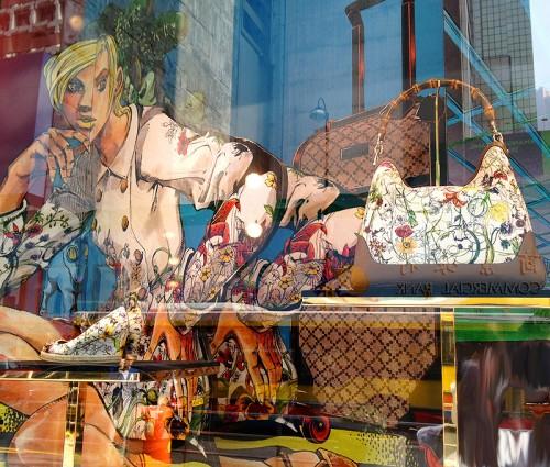 gucci store hk china hong kong cruise collection 2013