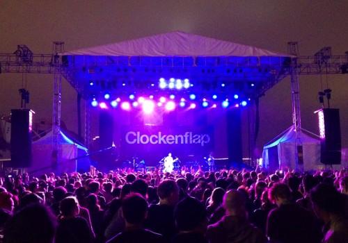 klaxons band clockenflap hong kong hk concert 2012